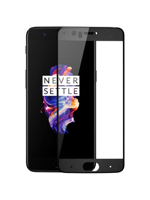 Защитное стекло CaseGuru для OnePlus 5 Full Screen 0.33mm Black 100194