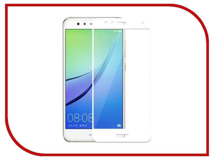Аксессуар Защитное стекло для Huawei Nova 2 CaseGuru Full Screen 0.33mm White 100191