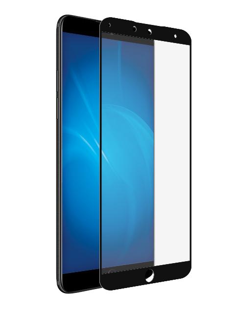 Аксессуар Защитное стекло для Meizu M15/15/15 Lite CaseGuru Full Screen 0.33mm Black 103427 цена