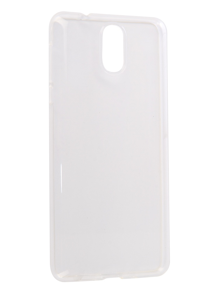 Аксессуар Чехол Media Gadget для Nokia 3.1 2018 Essential Clear Cover Transparent ECCN3D1TR