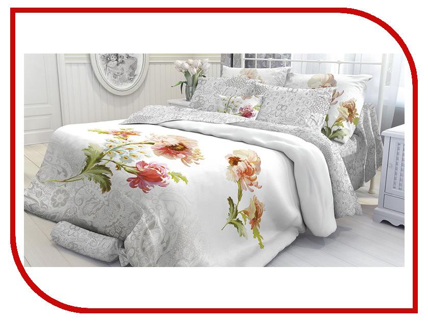 Постельное белье Verossa Romance Косплект Евро 710554 недорго, оригинальная цена
