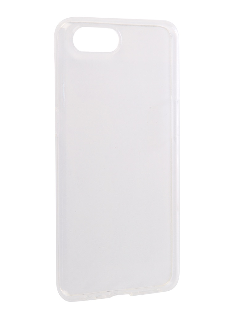 Аксессуар Чехол Media Gadget для OPPO A3s Essential Clear Cover Transparent ECCOA3STR