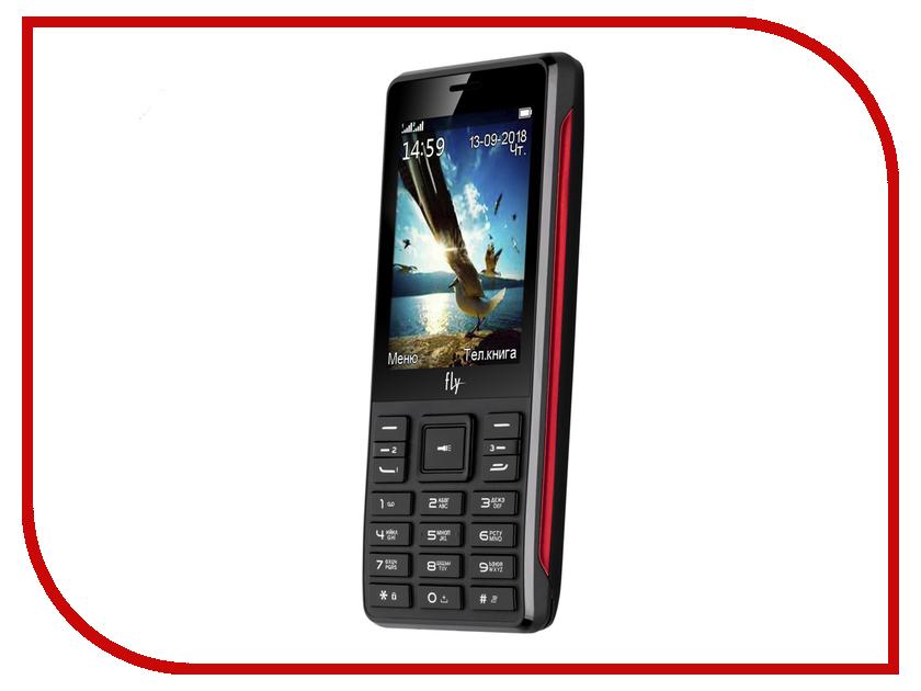 Сотовый телефон Fly TS114 Black цена и фото