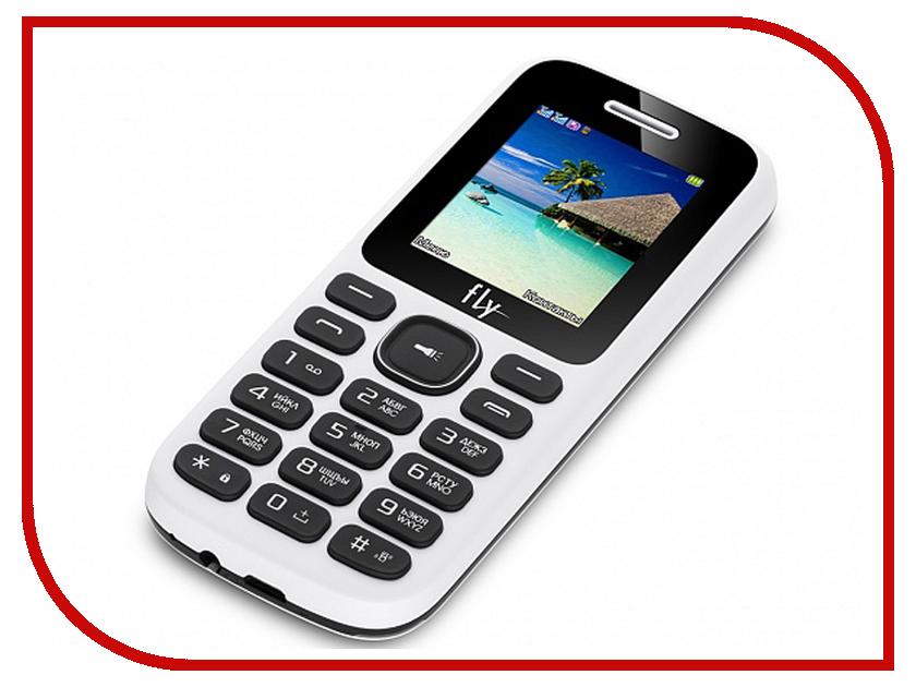 Сотовый телефон Fly FF188 White цена и фото
