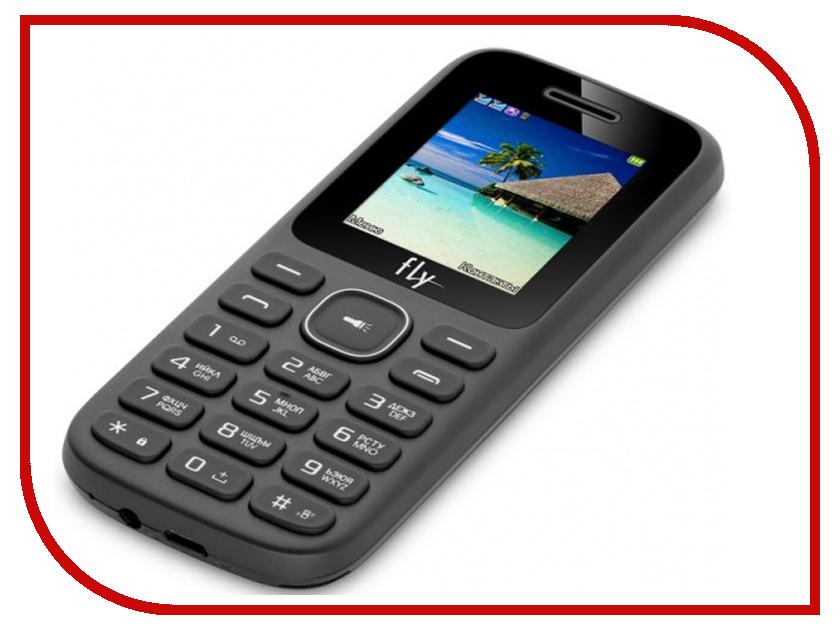 Сотовый телефон Fly FF188 Black цена и фото
