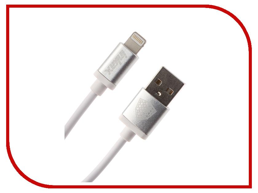 Аксессуар Inkax USB - Lighting 8pin CK-09-IP White