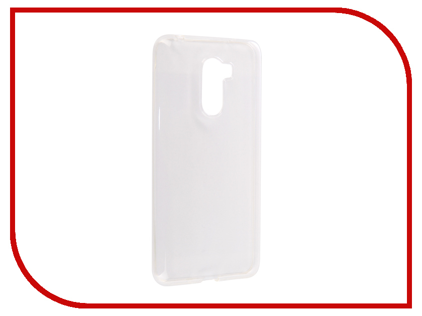 Аксессуар Чехол для Хiaomi Pocophone F1 Media Gadget Essential Clear Cover Transparent ECCXPF1TR