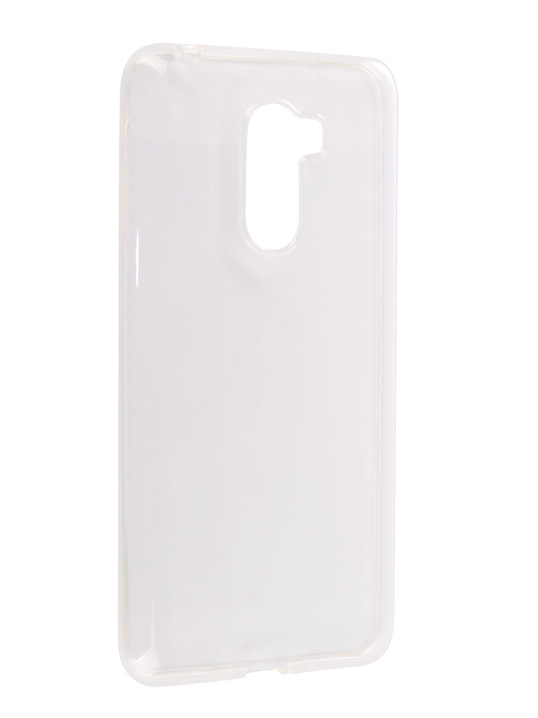 Аксессуар Чехол Media Gadget для Хiaomi Pocophone F1 Essential Clear Cover Transparent ECCXPF1TR