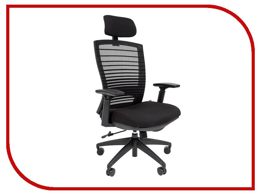 Компьютерное кресло Chairman CH 285 Black 00-07022154