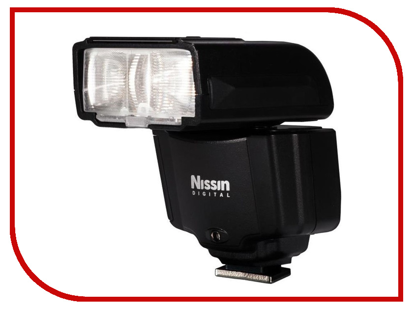 Вспышка Nissin i400 for Olympus/Panasonic N129 вспышка nissin di600 для фотокамер canon e ttl e ttl ii di600c
