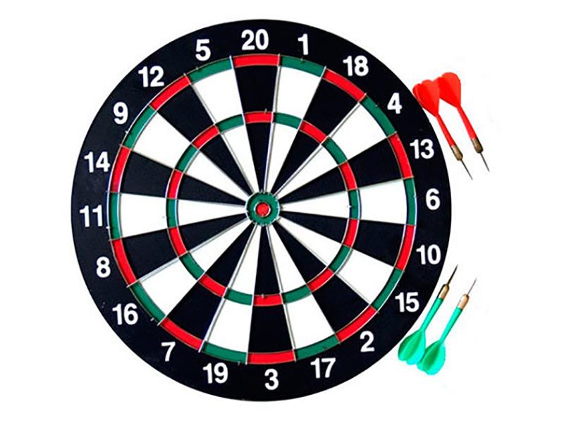 Дартс Sport Elite DART-12B 30cm 28255693