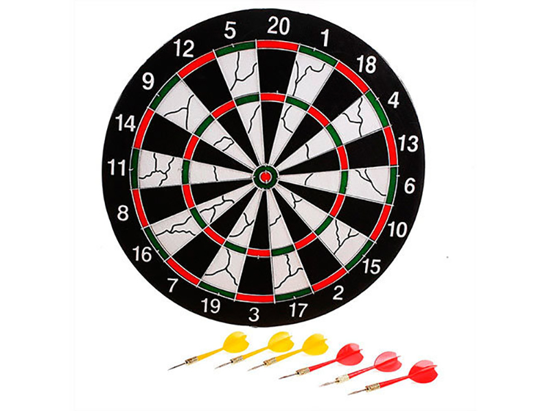 Игрушка Sport Elite Дартс DART-15B 38cm 28255694 игрушка amico дартс slw9784