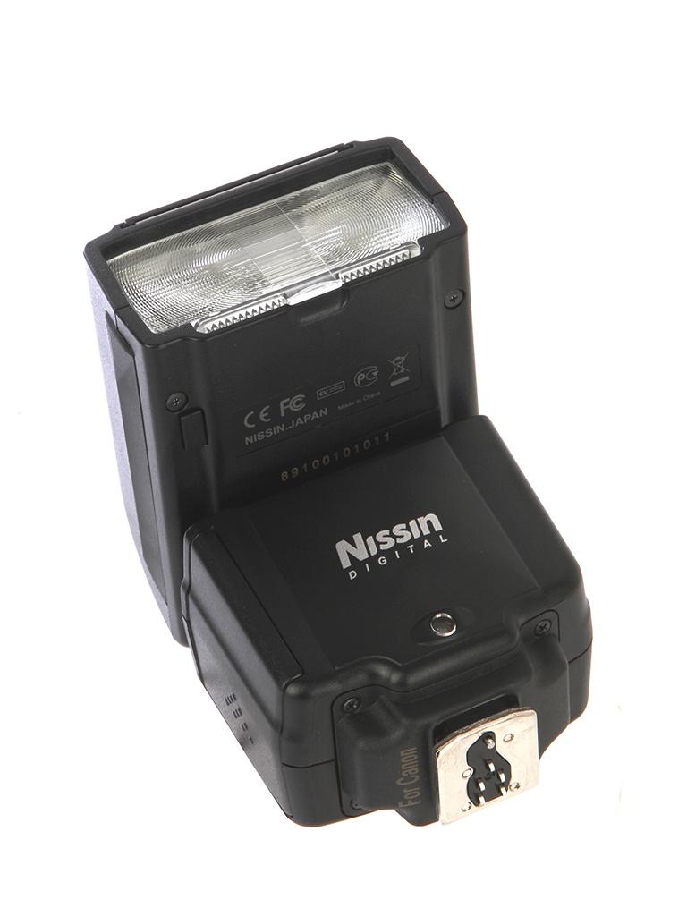 Вспышка Nissin i400 for Canon N125