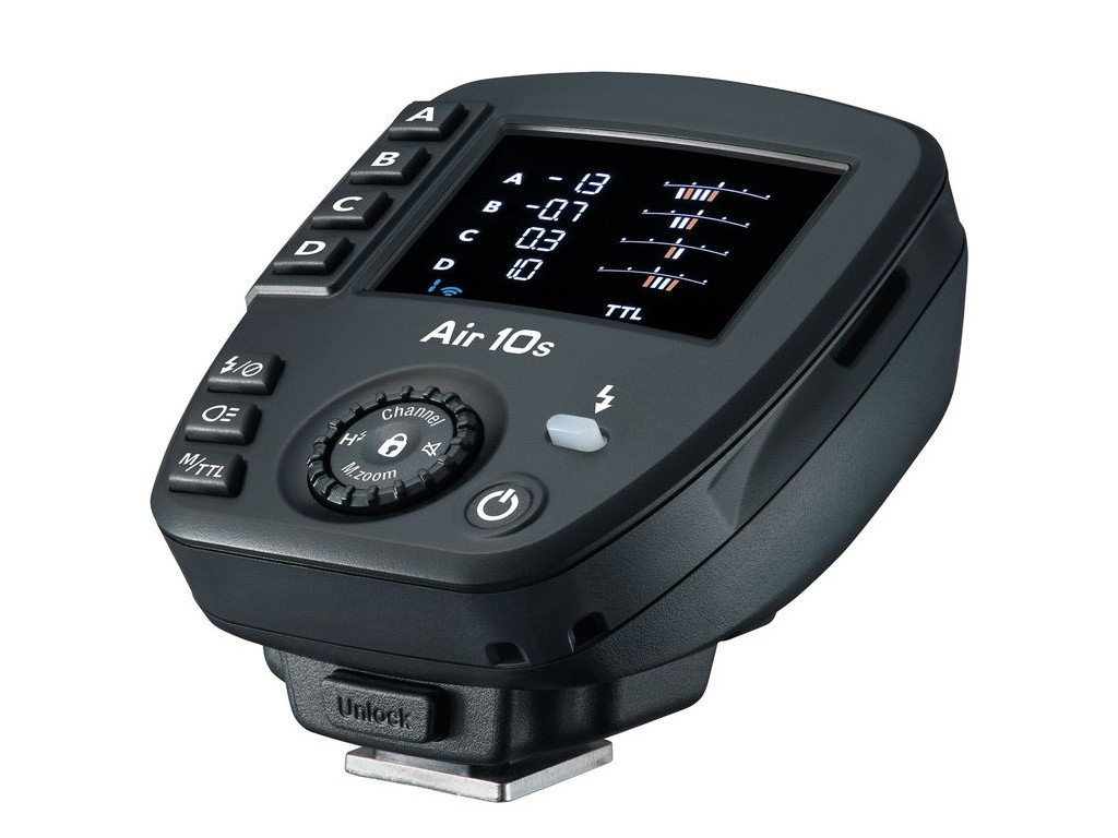 Радио-трансмиттер Nissin Commander Air 10s for Fuji N110 цены онлайн