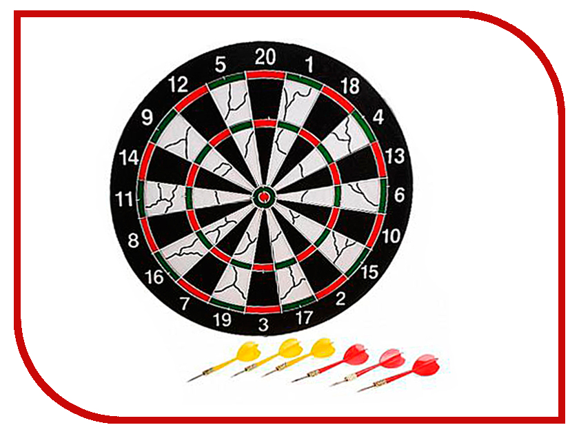 Игрушка Sport Elite Дартс DART-17B 43cm 28255695 tsuyoki dart 80f 207