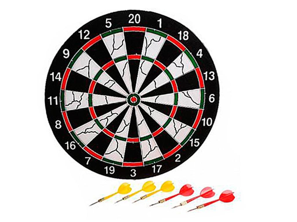 Игрушка Sport Elite Дартс DART-17B 43cm 28255695 игрушка amico дартс slw9784