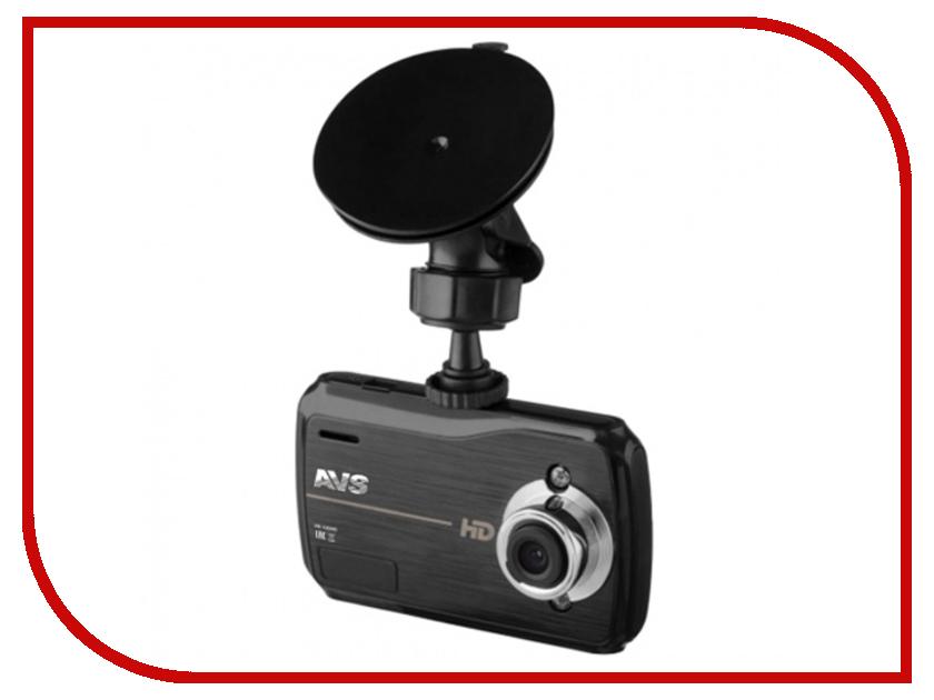 Видеорегистратор AVS VR-135HD Black