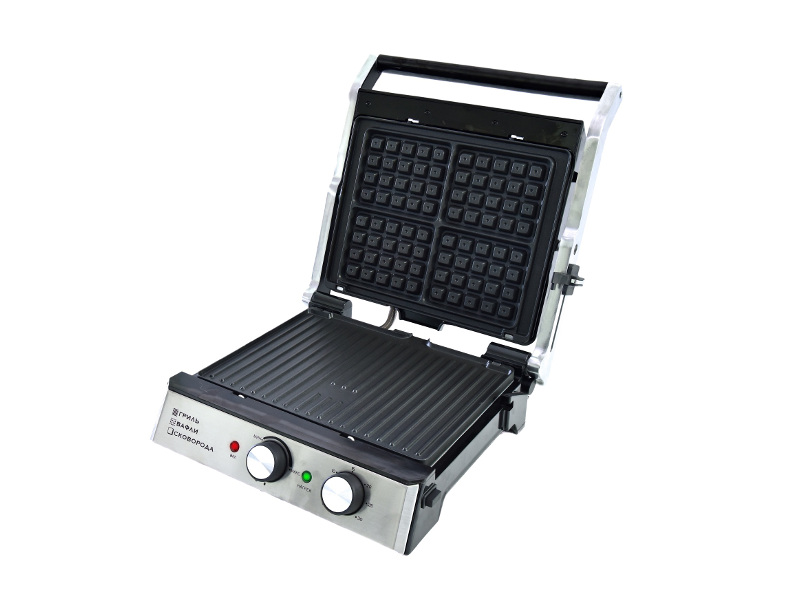 Электрогриль GFgril 3 in 1 GF-180 Waffle & Grill Griddle