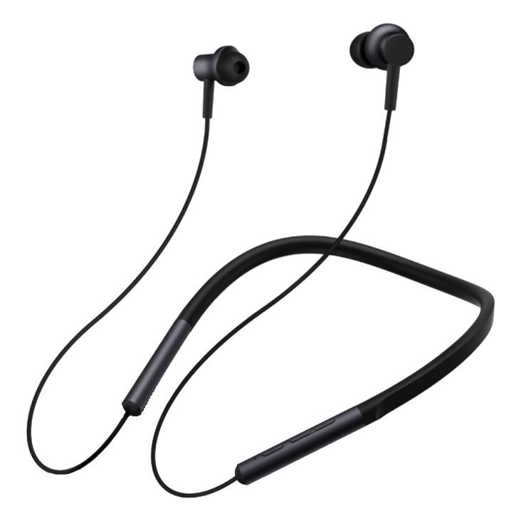 Фото - Наушники Xiaomi Mi Collar Bluetooth Headset LYXQEJ01JY Black Выгодный набор + серт. 200Р!!! наушники xiaomi mi collar bluetooth headset gold