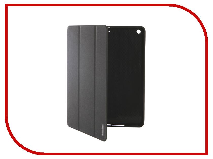 Аксессуар Чехол для APPLE iPad New 9.7 2017-2018 Dux Ducis with pen slot Black 906244 аксессуар чехол dux ducis leather для apple airpods premium black 906252