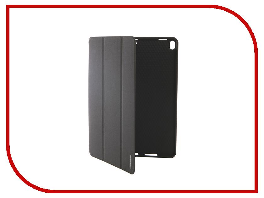 Аксессуар Чехол для APPLE iPad Pro 2017 10.5 Dux Ducis Black 906242 аксессуар чехол dux ducis leather для apple airpods premium black 906252