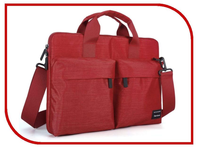 Аксессуар Сумка 13-inch Cartinoe Nylon Water Series Red 906890 аксессуар сумка 15 inch cartinoe nylon water series black 906893