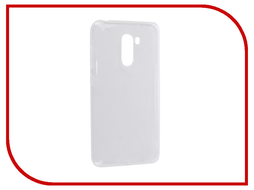 Аксессуар Чехол для Zibelino Ultra Thin Case Transparent ZUTC-XMI--WHT