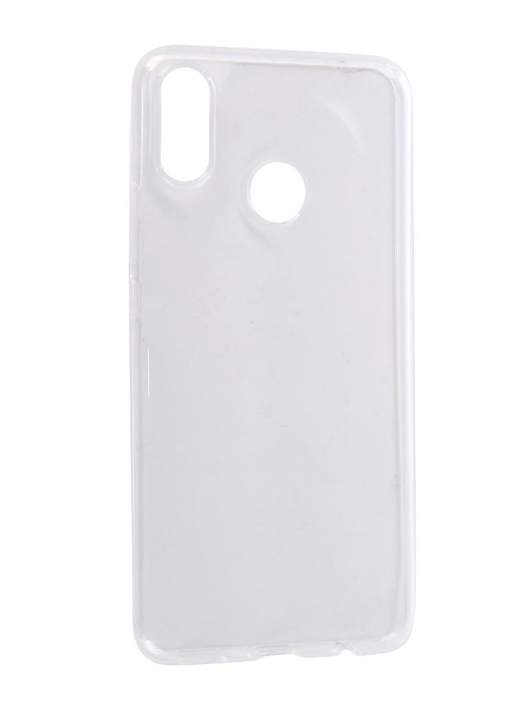 Чехол Zibelino для Huawei Nova 3i 2018 Ultra Thin Case Transparent ZUTC-HUA-NOV3i-WHT