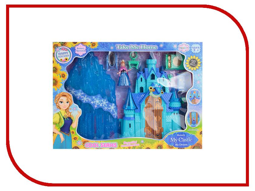 Кукольный домик Игруша Замок принцессы ES-SG-2995 GL000524405