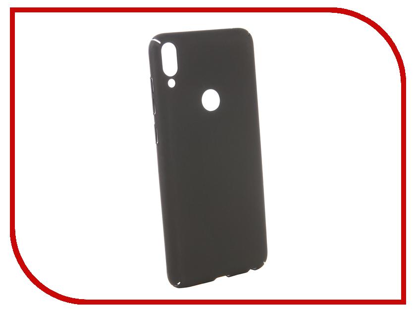 Аксессуар Чехол для ASUS ZenFone Max Pro M1 ZB602KL Zibelino PC Black ZPC-ASU-ZB602KL-BLK сотовый телефон asus zenfone max m1 zb555kl 16gb