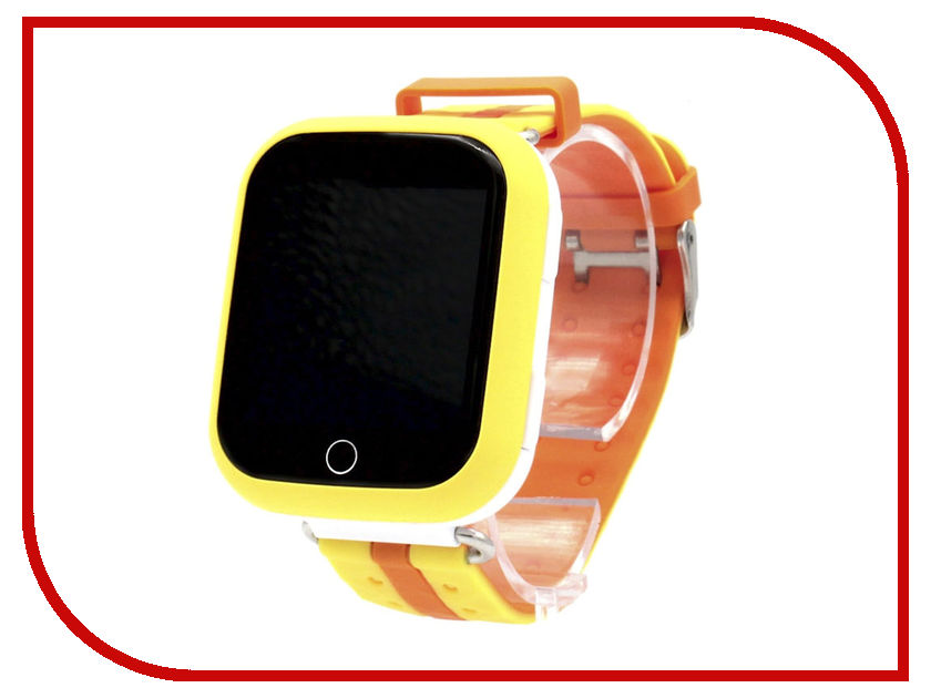 Smart Baby Watch Q90 Yellow