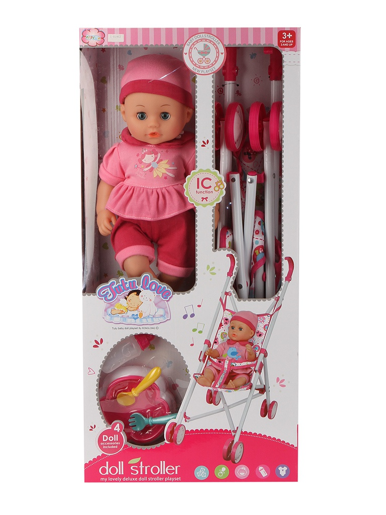Кукла Tutu Love с куклой i-81862 GL000805151