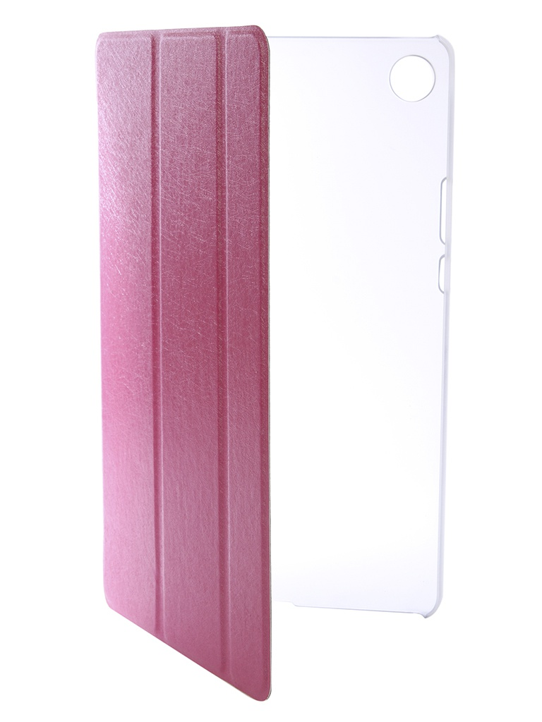 Аксессуар Чехол Zibelino для Huawei MediaPad M5 8.4 Tablet Pink ZT-HUA-M5-8.4-PNK аксессуар чехол zibelino для huawei mediapad m5 8 4 tablet blue zt hua m5 8 4 blu