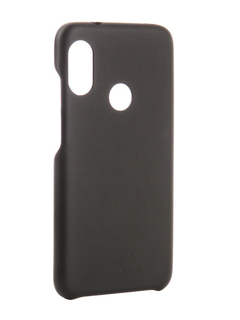 Аксессуар Чехол G-Case для Xiaomi Mi A2 Lite / Redmi 6 Pro Slim Premium Black GG-975 g case slim premium чехол для xiaomi mi5x mi a1 black