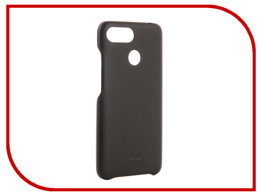 Аксессуар Чехол для Xiaomi Redmi 6 G-Case Slim Premium Black GG-974 аксессуар чехол xiaomi redmi 4x g case slim premium black gg 837