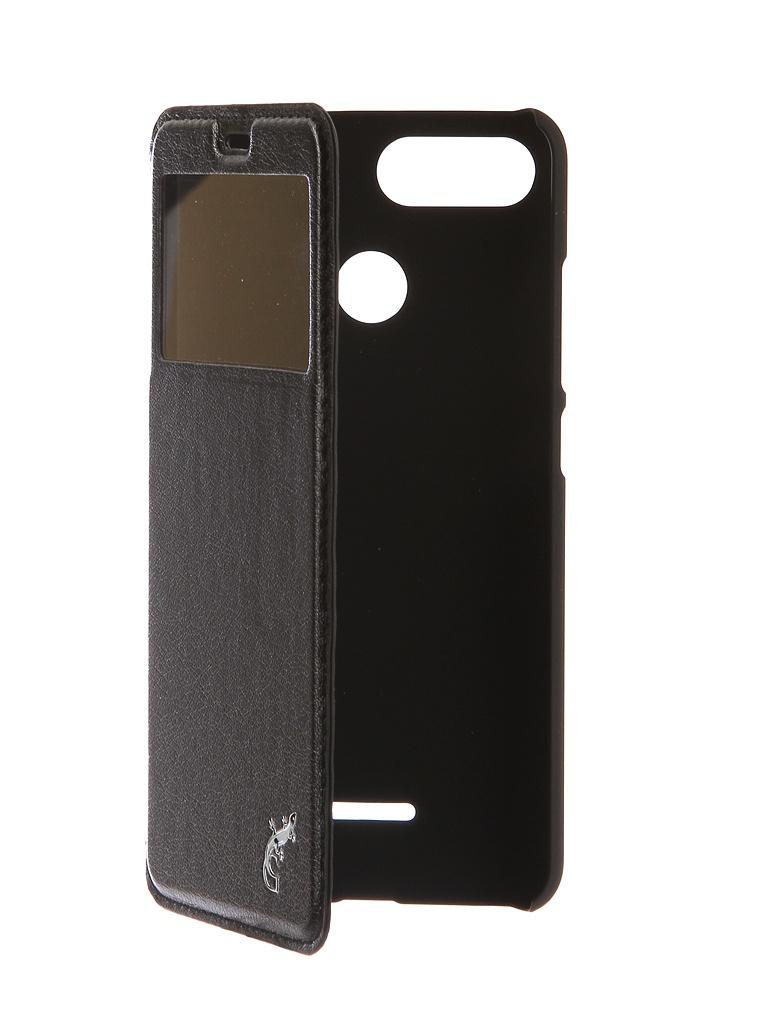 Чехол G-Case для Xiaomi Redmi 6 Slim Premium Black GG-971