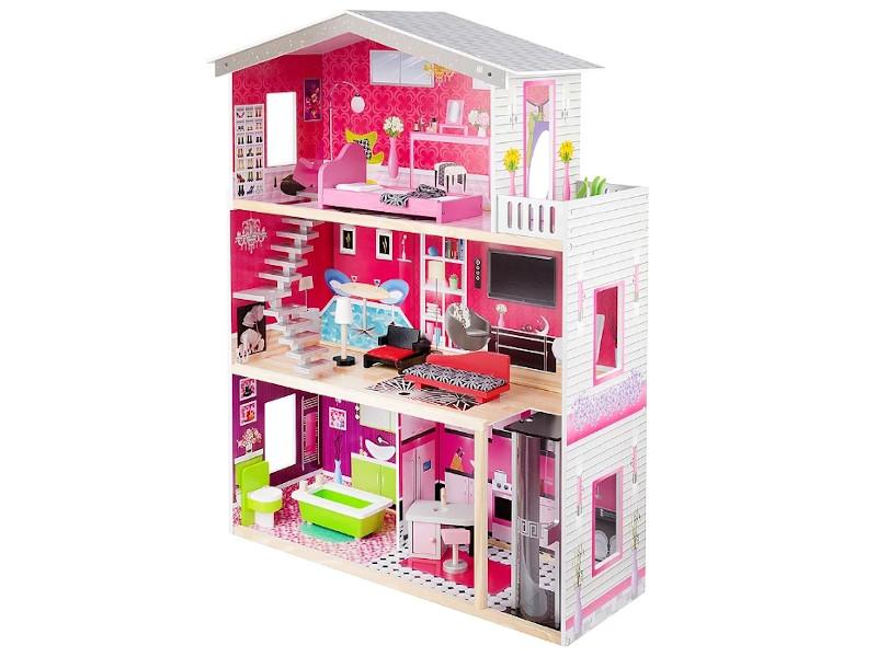 Кукольный домик Edufun Домик EF4118