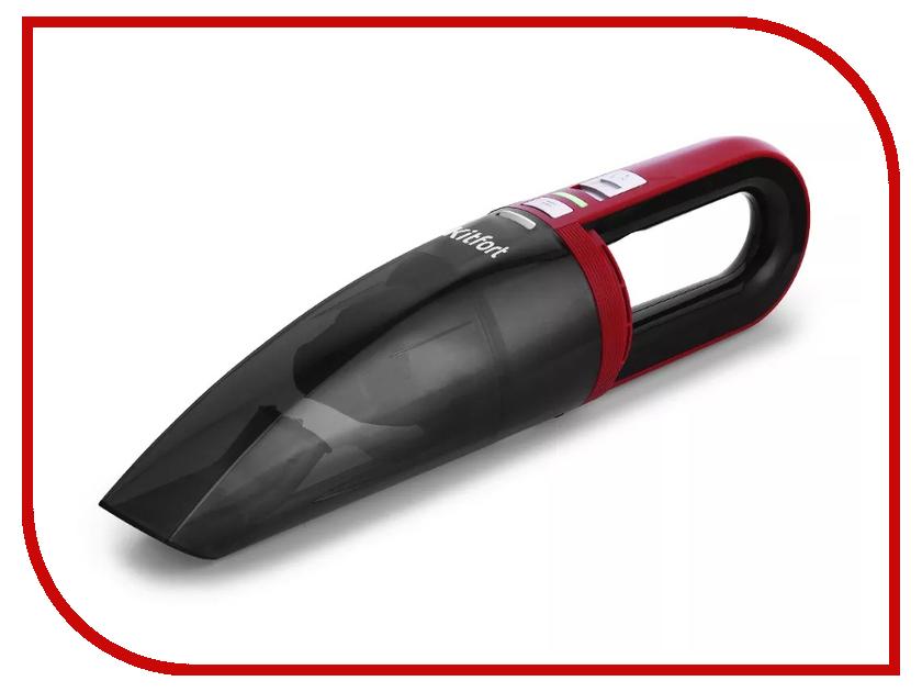 Пылесос Kitfort KT-529-2 Black-Red