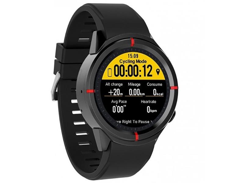 Умные часы Каркам CarCam GW12 Black стоимость