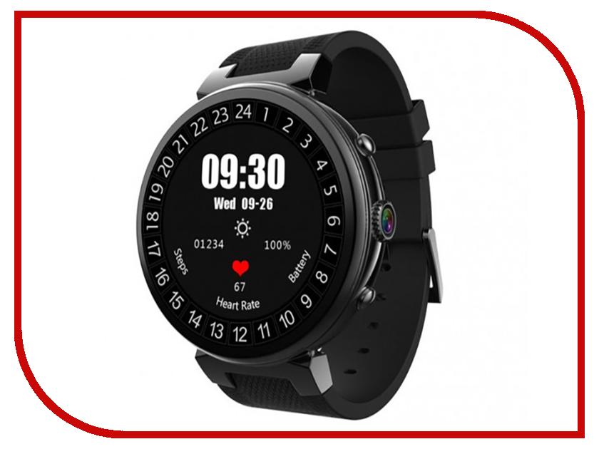 лучшая цена Умные часы Каркам CarCam i6 Black