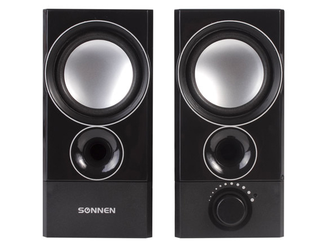 все цены на Колонка SONNEN CS-331 Black 512684 онлайн