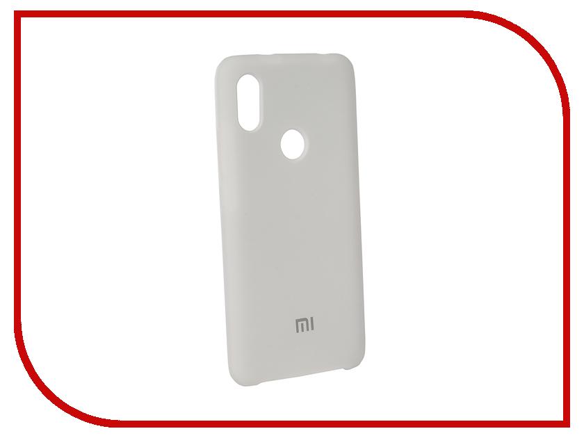 Аксессуар Чехол для Xiaomi Redmi S2 Innovation Silicone White 12591 аксессуар чехол для xiaomi mi a1 innovation silicone white 11893