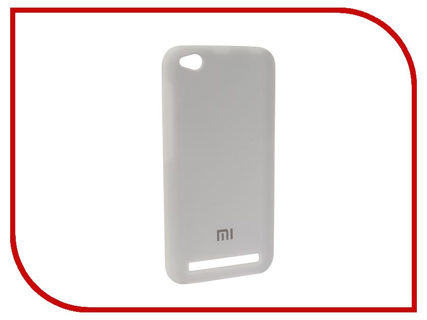 Аксессуар Чехол для Xiaomi Redmi 5A Innovation Silicone White 12596 конденсатор intertechnik mkp audyn cap mkp plus 800 vdc 2 2 uf