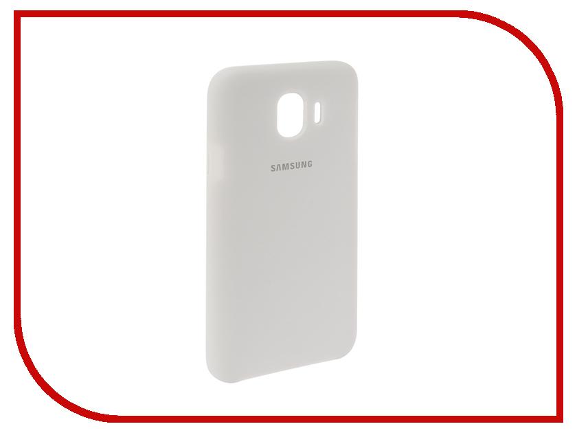 Аксессуар Чехол для Samsung Galaxy J4 2018 Innovation Silicone White 12633 hot sale chainsaw chains 3 8 058 18 inch blade size 68dl best quality saw chains