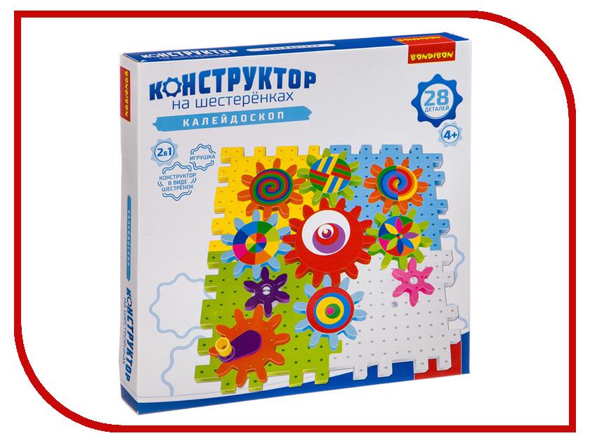 Конструктор Bondibon Калейдоскоп 28 дет. ВВ3298