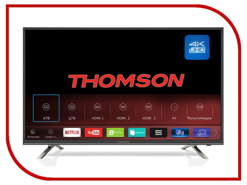 Телевизор Thomson T55USM5200 телевизор thomson t24rte1080