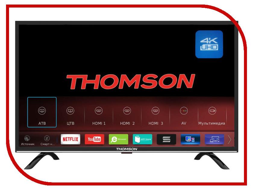 Телевизор Thomson T55USL5210 телевизор thomson t55usm5200