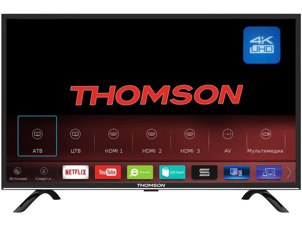Телевизор Thomson T55USL5210
