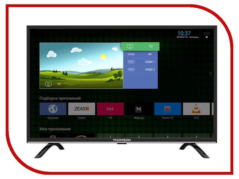 Телевизор Thomson T55FSL5130 телевизор thomson t43d19sfs