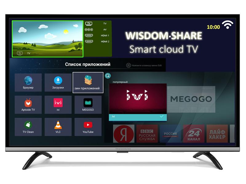 Телевизор Thomson T32RTL5140 цена и фото